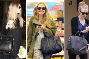 The Many Bags of Amanda Seyfried