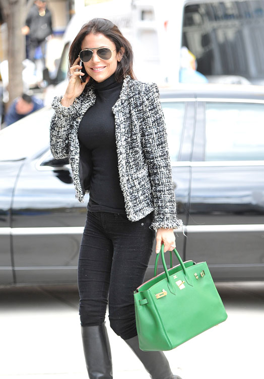 Green Leather Hand Bags On Sale, Celebrity Tote Handbags ...