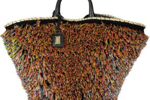 Fill in the Blank: The Dolce & Gabbana Miss Kendra Straw Shopper is…