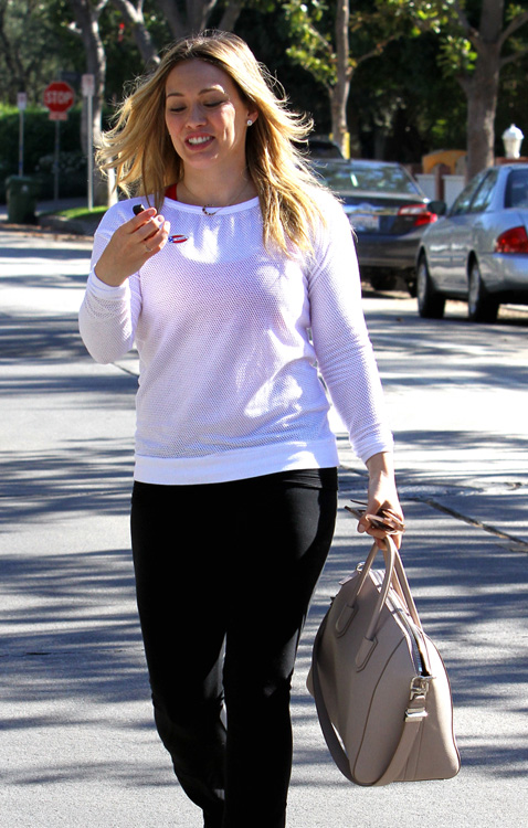 4d2785a77a2 The Many Bags of Hilary Duff - PurseBlog