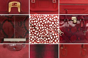 January Birthday Gift Guide 2013: Garnet Handbags