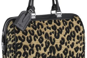 Rawr: Meet the Louis Vuitton Leopard Speedy