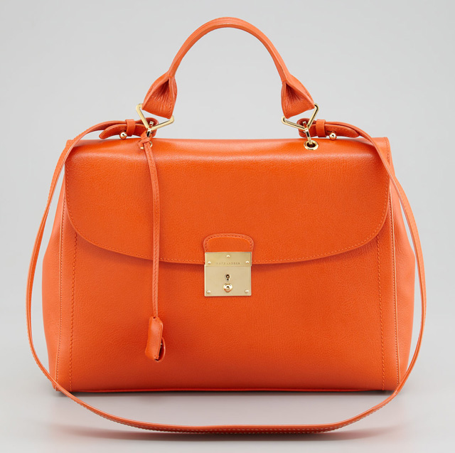 16a54b337701 Marc Jacobs goes retro for spring with The 1984 Satchel - PurseBlog