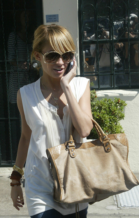 968f81214282 The Many Bags of Nicole Richie - Page 16 of 38 - PurseBlog