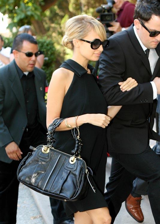 Nicole Richie Chloe Heloise Bag