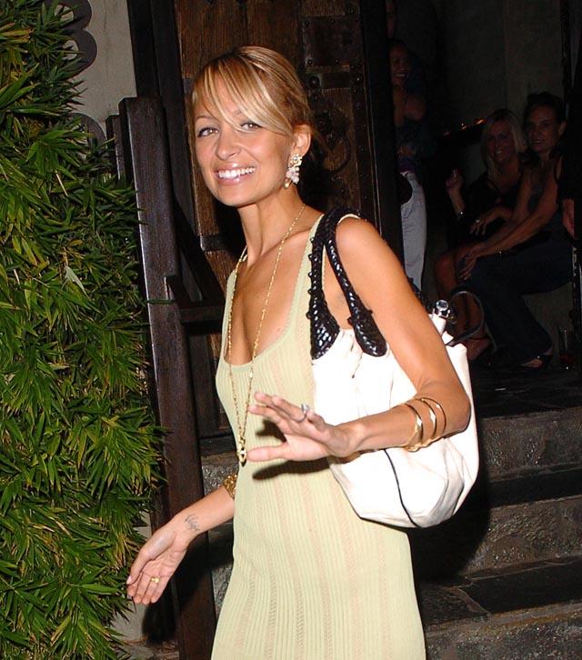c10c10bac42e The Many Bags of Nicole Richie - PurseBlog
