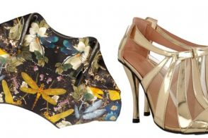 Perfect Pairs: Alexander McQueen and Robert Clergerie