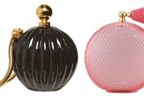 PurseBlog Asks: Would you carry a perfume bottle clutch?