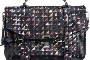 What do you think of the Proenza Schouler PS1 Crowd Print?