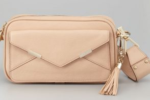 The Rebecca Minkoff Billy Shoulder Bag looks much more expensive than it is