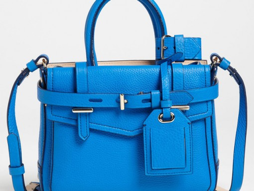 The Reed Krakoff Boxer Tote gets a mini me