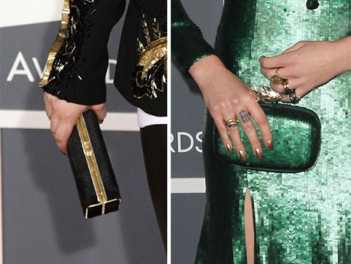 The Best Red Carpet Bags of the 2013 Grammy Awards