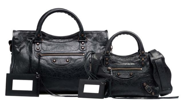 Balenciaga Mini City Bag Size Comparison
