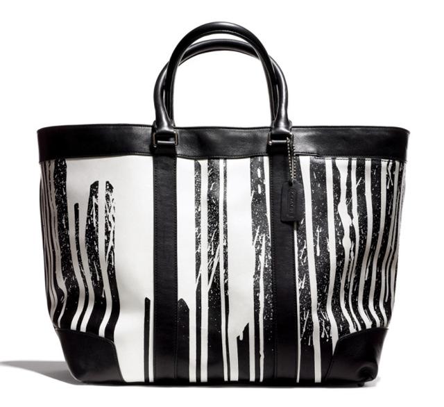 8114200000 Fashion and art collide again for Coach x KRINK - PurseBlog