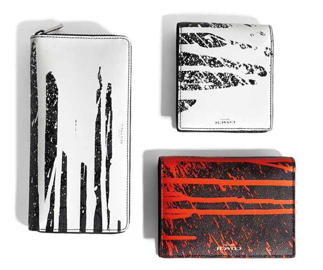 Coach x Krink Wallet Card Case