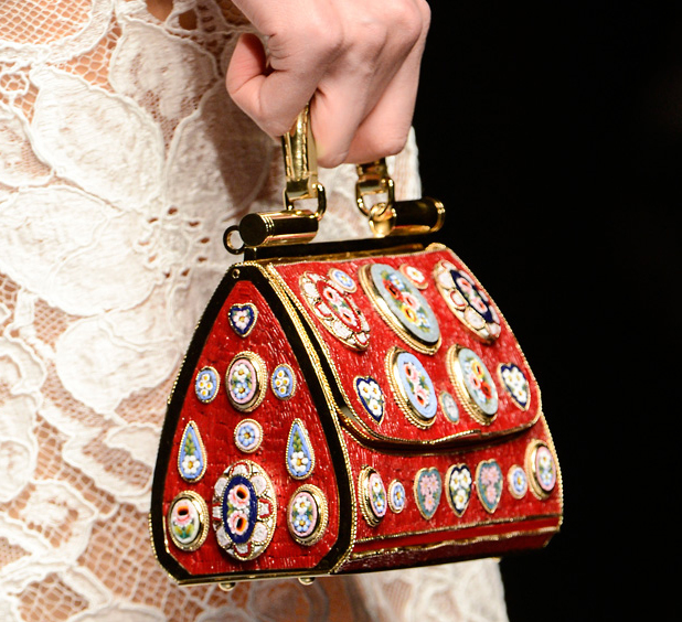 Dolce & Gabbana Fall 2013 Handbags (2)