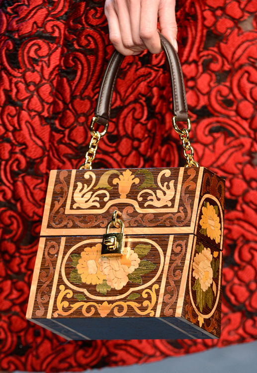 Dolce & Gabbana Fall 2013 Handbags (11)