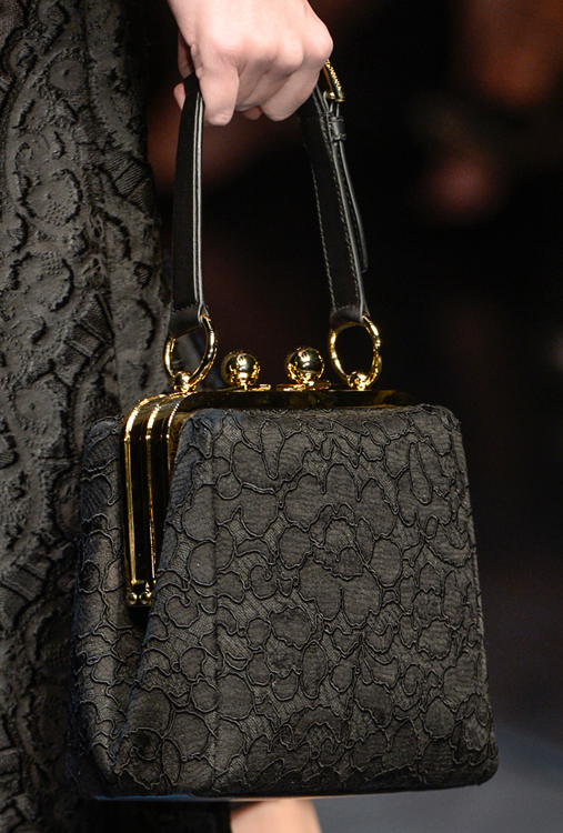 Dolce & Gabbana Fall 2013 Handbags (13)