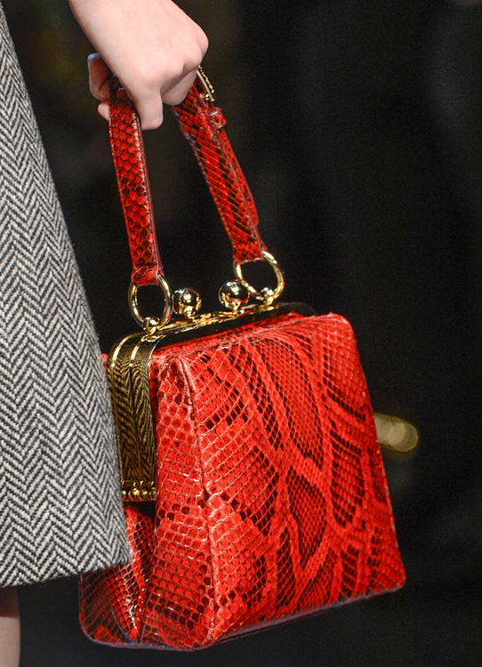 Dolce & Gabbana Fall 2013 Handbags (14)