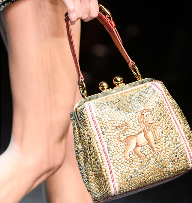 Dolce & Gabbana Fall 2013 Handbags (16)