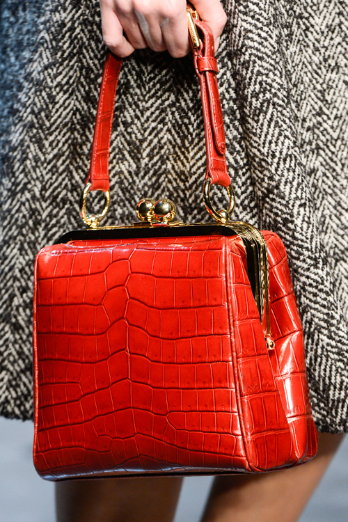 Dolce & Gabbana Fall 2013 Handbags (17)
