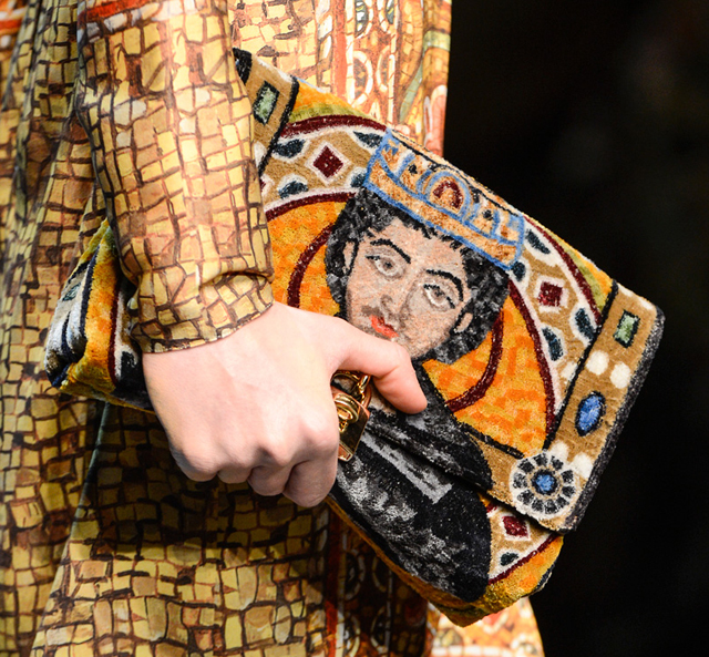 Dolce & Gabbana Fall 2013 Handbags (19)