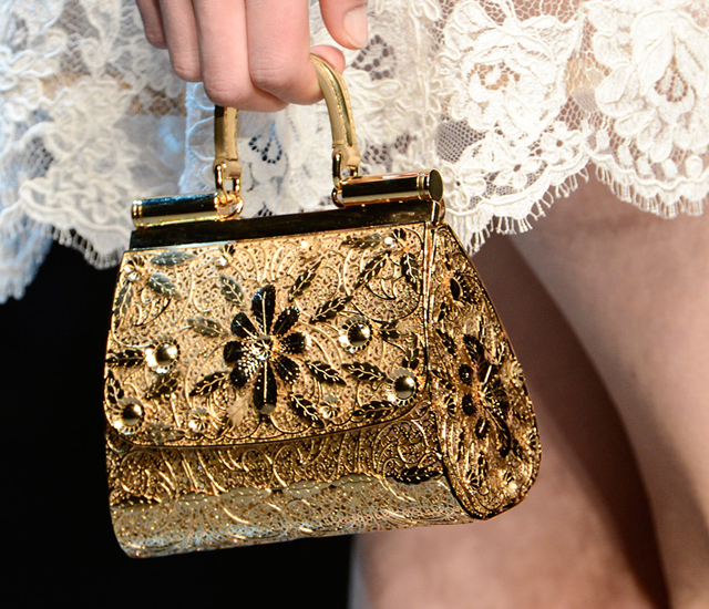 Dolce & Gabbana Fall 2013 Handbags (5)