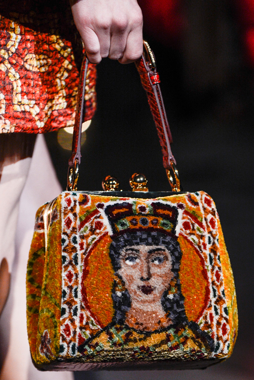 Dolce & Gabbana Fall 2013 Handbags (9)