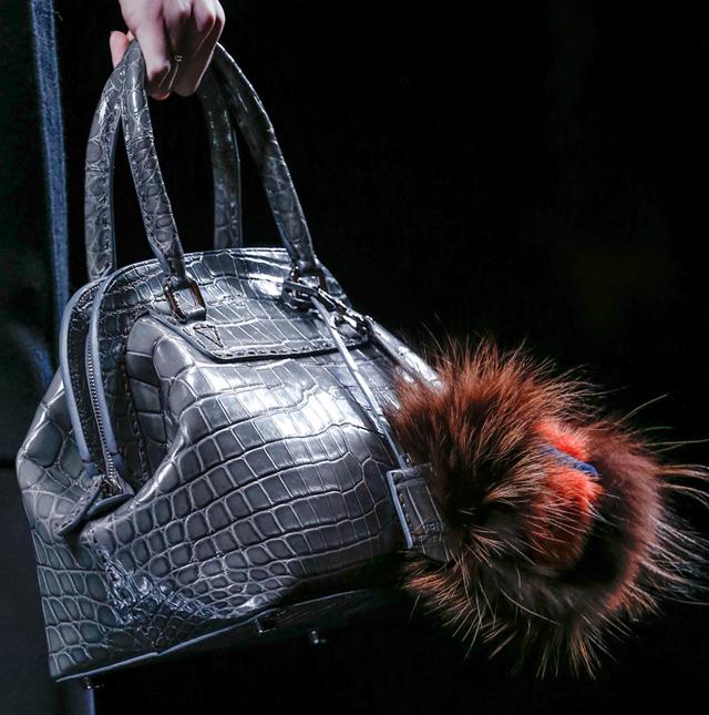 Fendi Fur Bags for Fall 2013 (2)