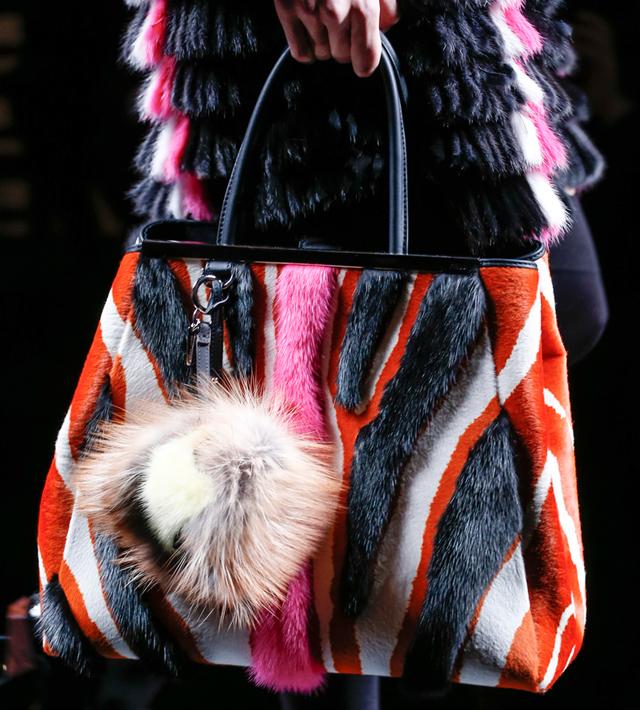 Fendi Fur Bags for Fall 2013 (20)