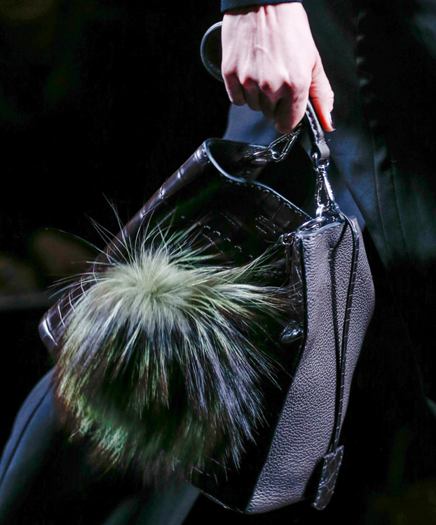 Fendi Fur Bags for Fall 2013 (7)