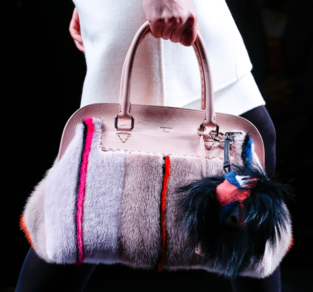 Fendi Fur Bags for Fall 2013 (8)