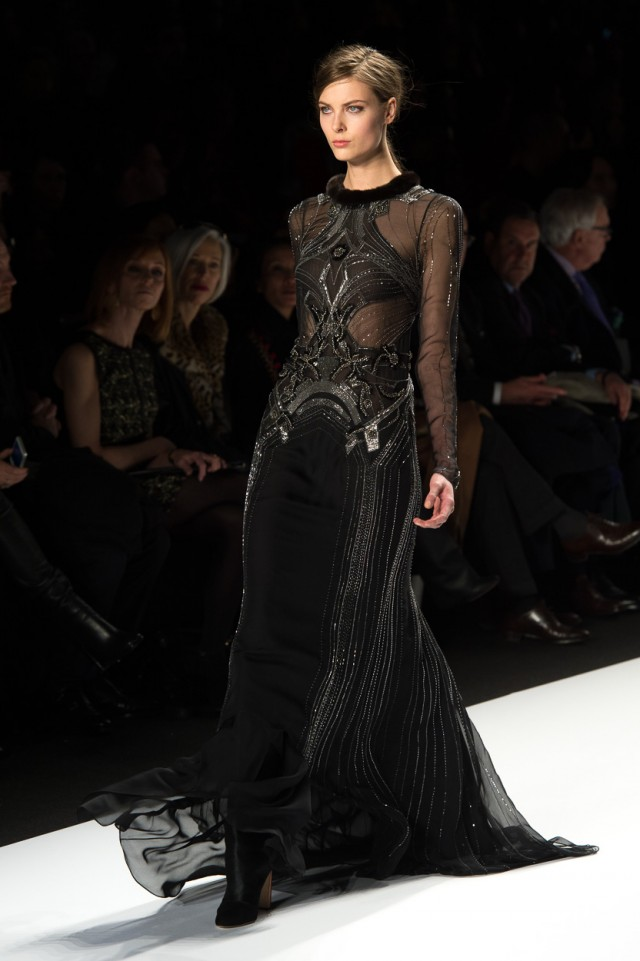 J. Mendel Runway Fall/Winter 2013 (5)