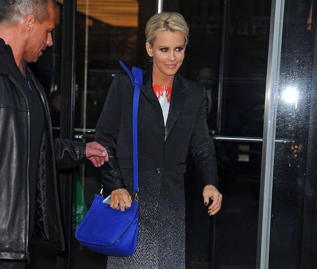 Jenny McCarthy carries the totally underrated Hermes Jypsiere