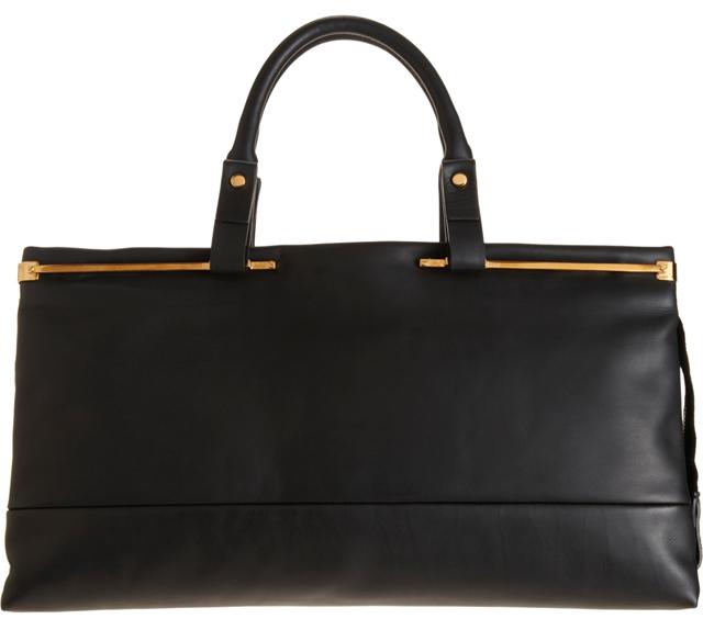 Lanvin Leather Doctor's bag