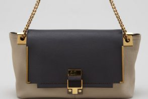 Lanvin focuses on handbags for Spring 2013