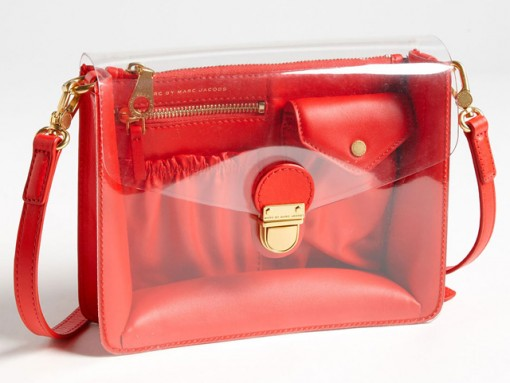 Marc by Marc Jacobs Clearly Crossbody Bag