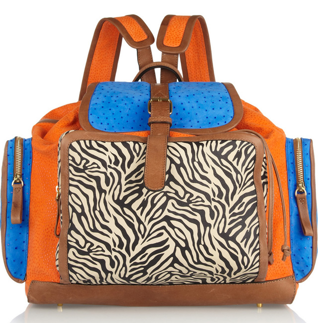 f1e361759a9 Pierre-Hardy-Colorblock-Suede-Backpack
