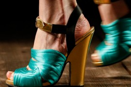Prada Fall 2013 Shoes at TalkShoes