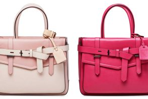 Reed Krakoff gives us Valentine's Day Pink Boxer Bags