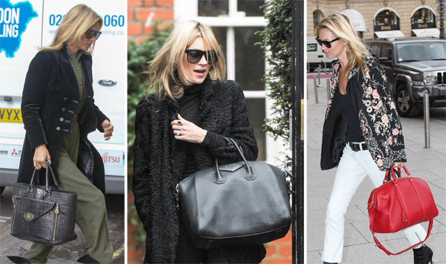4e15da980cac The Many Bags of Kate Moss - PurseBlog