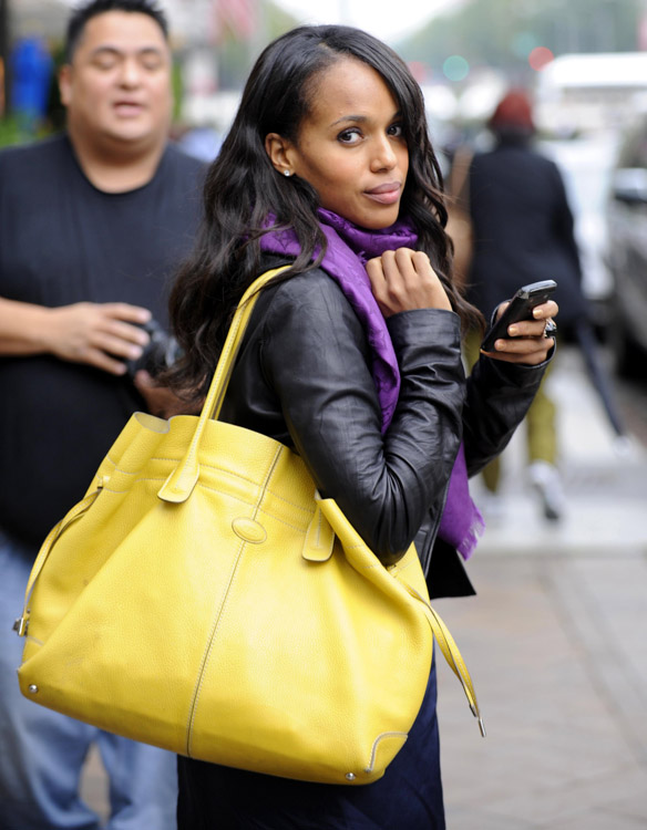 The Many Bags of Kerry Washington (8)
