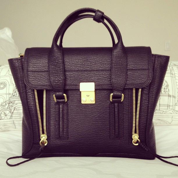 3.1 Phillip Lim Pashli Plum Bag