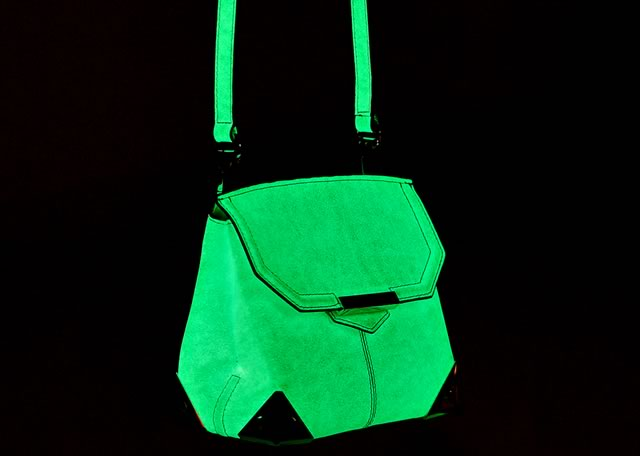 Alexander Wang Glow in the dark Marion Bag