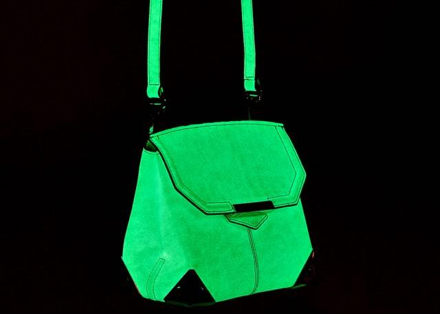 Alexander Wang Glow in the dark Marion Bag