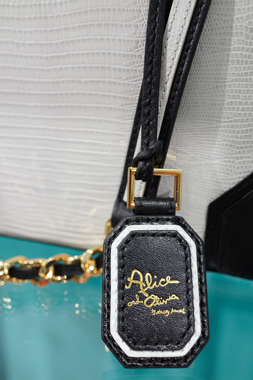 Alice and Olivia Spring 2013 Bags 4