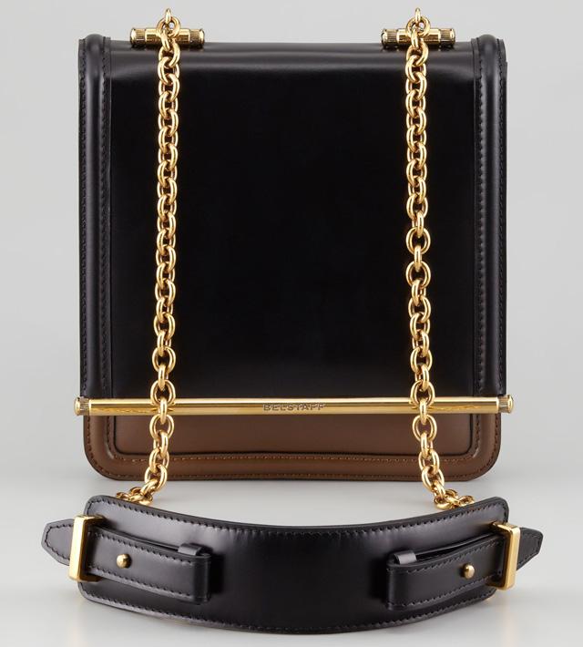 Belstaff Diana Chain Compartment Bag