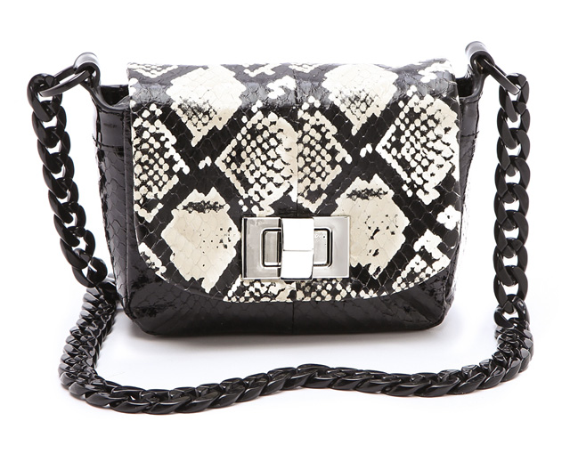 By Malene Birger Alicala Snakeskin Bag