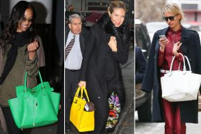 Just Can't Get Enough: Celebrities love the Michael Kors Miranda Bag