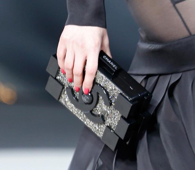 Chanel Fall 2013 Runway Handbags (1)